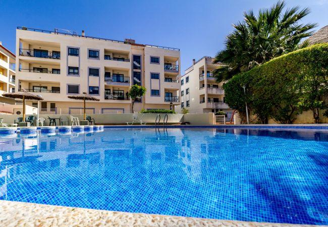 Apartamento en Moraira - Calamora 2D Doble/Literas - Apto.6 PAX