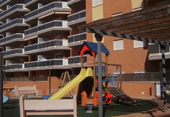 Apartamento en Pobla de Farnals - Puebla Marina 2 habitaciones