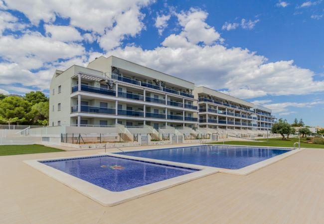 Apartamento en Alcoceber / Alcossebre - Don Pedro 2D -  Ático 6 PAX