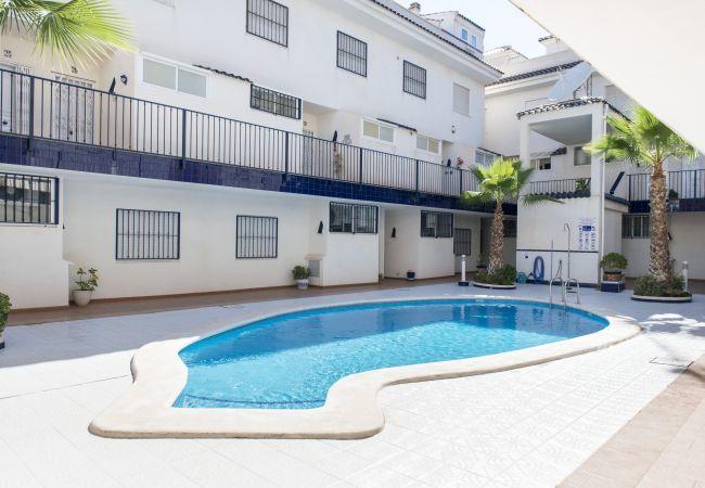 Apartamento en Torrevieja - Veleta I-2D - Duplex 5 PAX