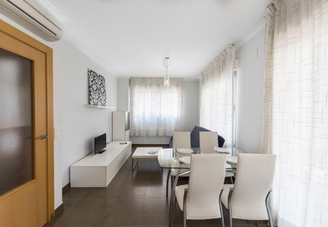 Apartamento en Calpe - Peñón Beach 1D - Apto. 4 PAX
